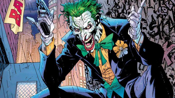 5 добри комикс истории с Джокера