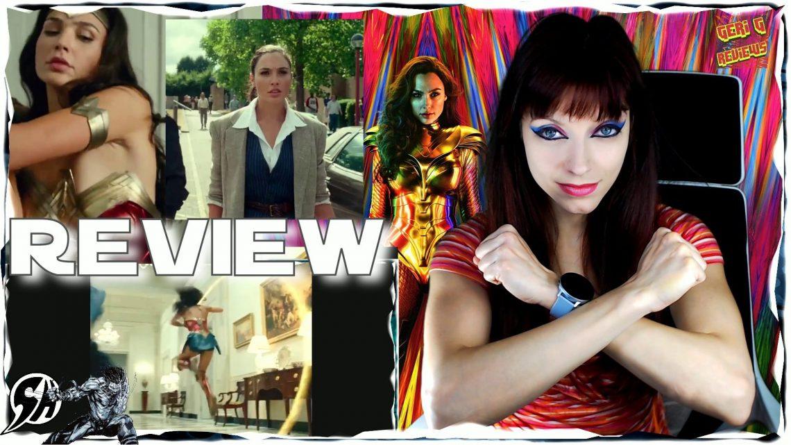 Wonder Woman 1984 тийзър- реакция и коментар