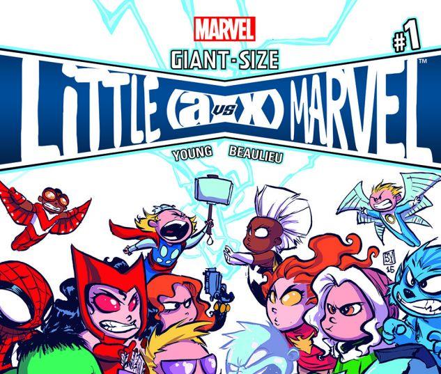 Комикс ревю: Огромен малък Марвел