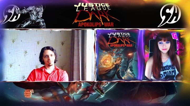 Ревю: Justice League Dark: Apokolips War