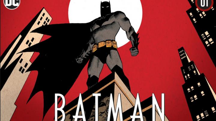 Комикс Ревю: Batman: The Adventures Continue
