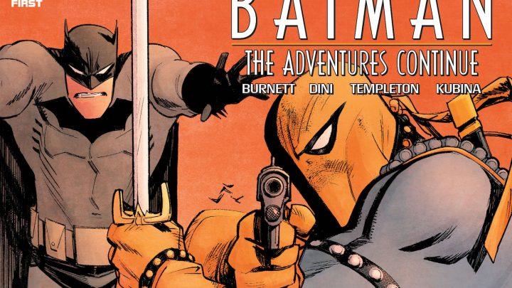Комикс Ревю: Batman: The Adventures Continue #3 и #4