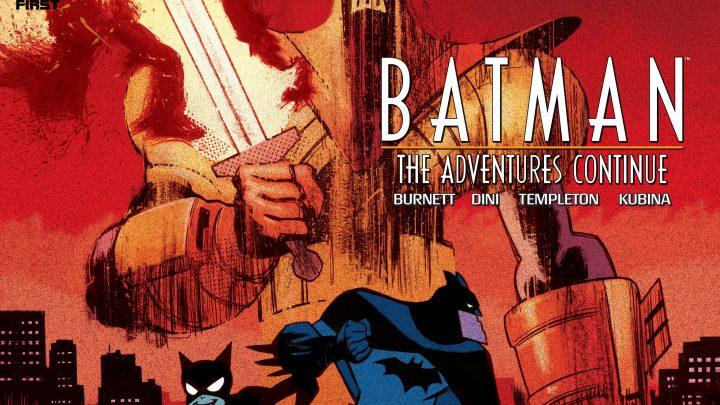 Комикс Ревю: Batman: The Adventures Continue #7 и #8