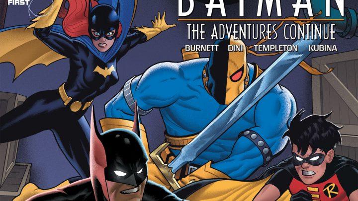 Комикс Ревю: Batman: The Adventures Continue #5 и #6