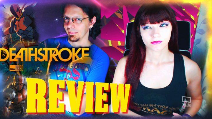 Deathstroke: Knights & Dragons – Филмово Ревю