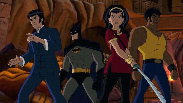 Batman: Soul of the Dragon, нов анимационен филм на DC