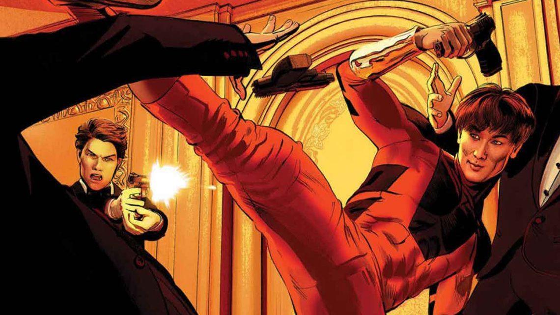 Пет майстори на бойните изкуства в комиксите(Марвел)