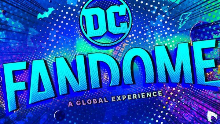 Пълен гарфик за DC Fandome