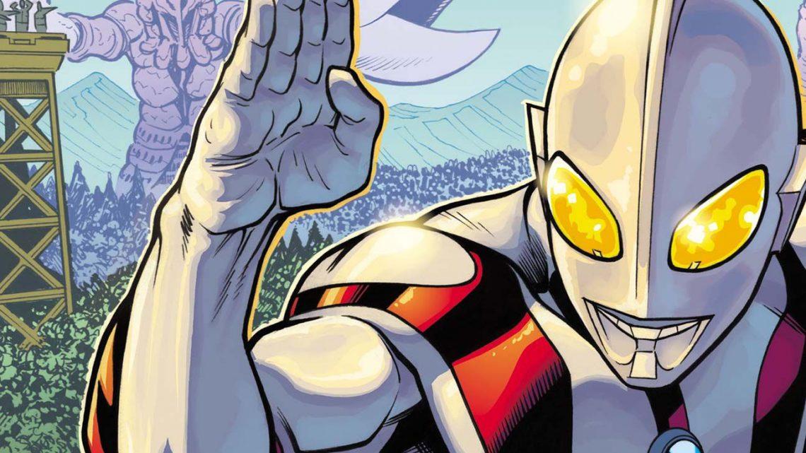 """Трейлър към новия комикс на Марвел """"THE RISE OF ULTRAMAN #1 """""""
