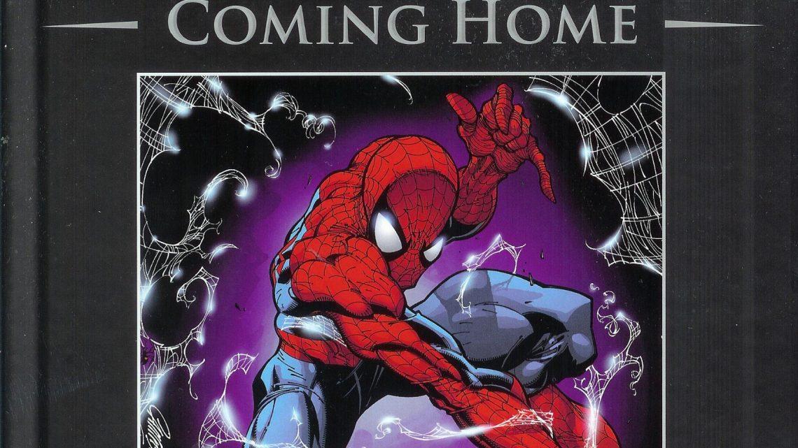 Комикс Ревю:Невероятния Спайдърмен: Завръщане към Корените