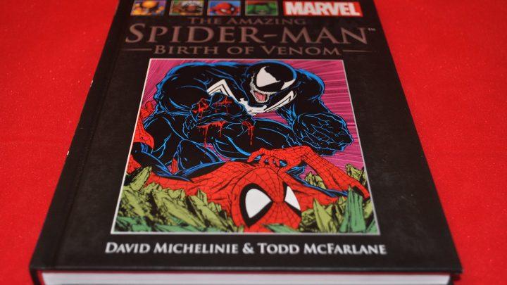 """Комикс ревю: """"Невероятния Спайдърмен: Раждането на Венъм"""""""
