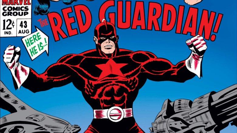Кратко представяне: Red Guardian